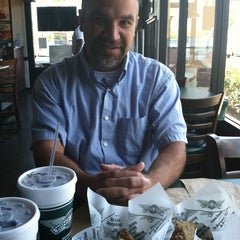 Photo taken at Wingstop by Maggie P. on 7/6/2012