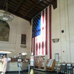 Photo taken at San Jose Diridon Caltrain & Amtrak Station by Michael H. on 3/10/2012