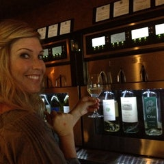 Photo taken at The Wine Bar at Andaz San Diego by Cory F. on 7/27/2012
