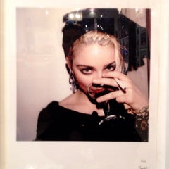 Photo taken at Clic Gallery + Bookstore by alba on 2/17/2012