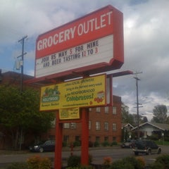 Photo taken at Grocery Outlet by Ronald E. on 5/3/2012