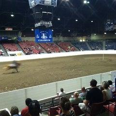 Photo taken at Taft Coliseum by Larry C. on 7/27/2012