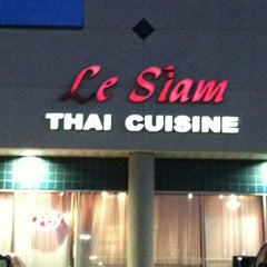 Photo taken at Le Siam by Ramesh N. on 3/15/2012