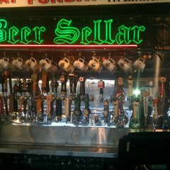Photo taken at Beer Sellar by Rob P. on 2/12/2012