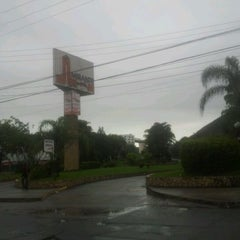 Photo taken at Mirante Motel by Jivago S. on 5/15/2012