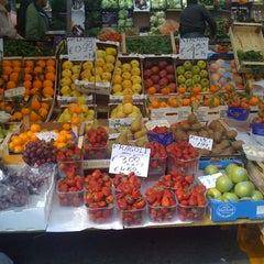 Photo taken at Mercato Isola by Francesco S. on 3/17/2012