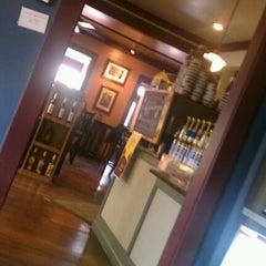 Photo taken at Hob Nobs Cafe & Spirits by Mayra E. on 2/14/2012