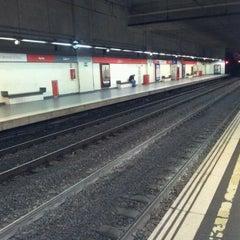 Photo taken at Metro Aluche by Inge d. on 2/15/2012