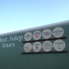 Photo taken at Mint Julep Tours by Andrew Y. on 8/25/2012