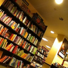 Photo taken at Barnes & Noble by Ryan on 3/23/2012