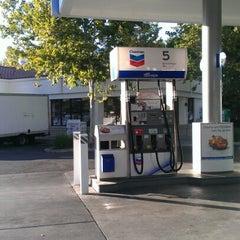 Photo taken at Chevron by Salli H. on 9/5/2012
