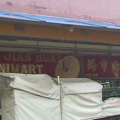 Photo taken at Chuan Jian Huat Minimart by Dawn L. on 3/31/2012