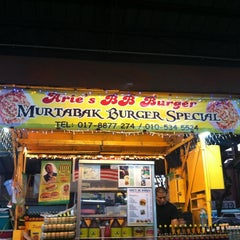 Photo taken at Arie's BB Burger by Hazim on 5/9/2012
