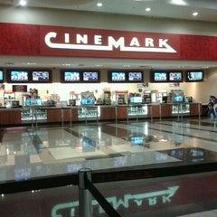Photo taken at Cinemark by ERIVAN A. on 4/29/2012