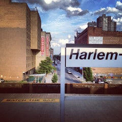 Photo taken at Metro North - Harlem 125th Station by John A. on 7/27/2012