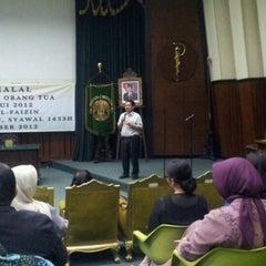Photo taken at Fakultas Kedokteran Universitas Indonesia by Harry H. on 9/5/2012