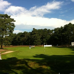 Photo taken at Hilversumsche Golfclub by Bert S. on 9/9/2012