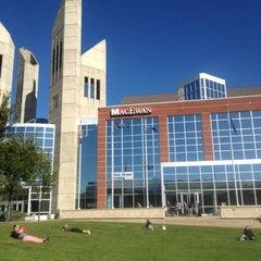 Photo taken at MacEwan University by Hugh W. on 9/7/2012