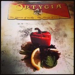 Ortygia Restaurant corkage fee