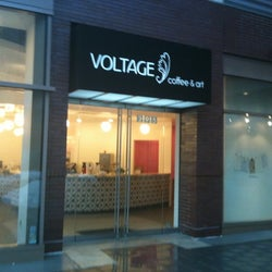 Voltage Coffee & Art corkage fee