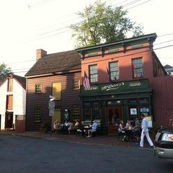 McGarvey's Saloon & Oyster Bar corkage fee