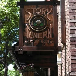 Story Tavern corkage fee