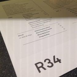Row 34 corkage fee