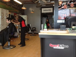 Sport Clips Haircuts of Preston Royal