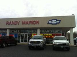 Randy Marion Chevrolet Buick Cadillac