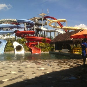 Foto Bugis Waterpark Adventure, Makassar