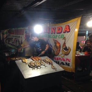 Foto Warung Seafood Marinda,