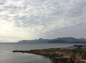 Пляж Рыбачий