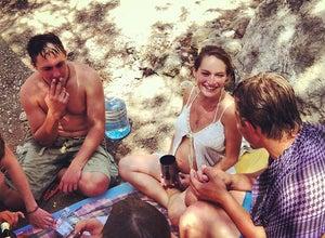 пляж Хван