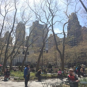 Photo of Bryant Park