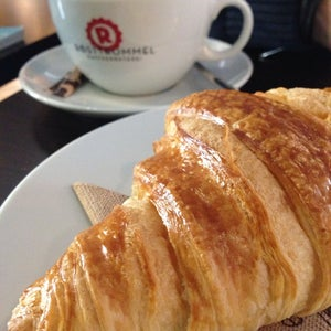 Rösttrommel Kaffeerösterei