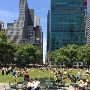 Photo of Bryant Park