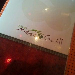 Olives Meze Grill
