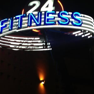 24 Hour Fitness: Hillcrest
