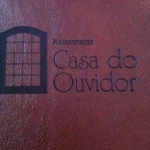 Restaurante Casa do Ouvidor
