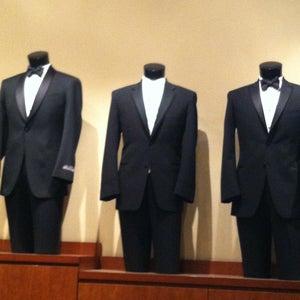Photo of Formally Modern Tuxedo