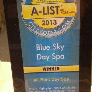Blue Sky Day Spa