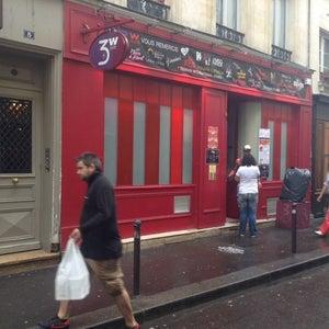 Les 3w Cafe