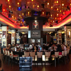 Hard Rock Cafe Bucure�?ti