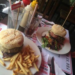 Barbacoa Burger & Beer