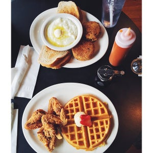 The 15 Best Places for Waffles in Detroit