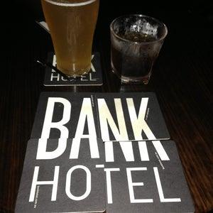 Bank Hotel Velvet Room