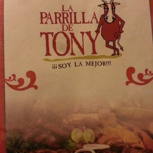 La Parrilla de Tony