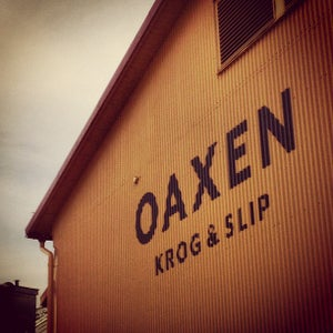 Oaxen Krog & Slip