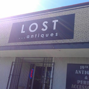 Lost Antiques