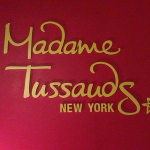 Photo of Madame Tussauds New York